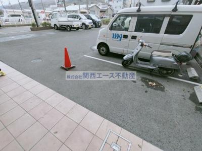【駐車場】サニーヴィラジェミー