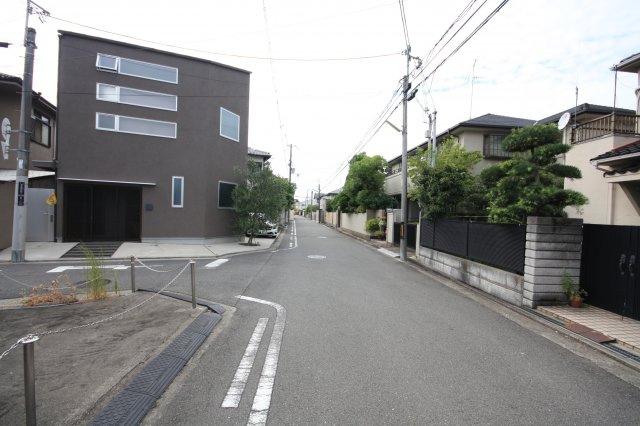 【前面道路含む現地写真】堺市西区浜寺昭和町 売り土地