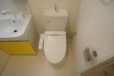 【トイレ】ビガーポリス224松ヶ枝町Ⅱ