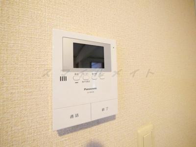 来客時も安心のTVモニターフォン