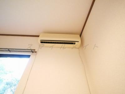 エアコン設備有り