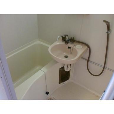 エルスの浴室