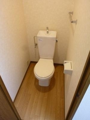 【トイレ】朝田マンション