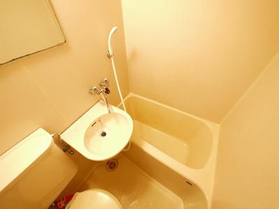 【浴室】コーポあすなろA