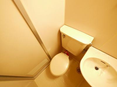 【トイレ】コーポあすなろA