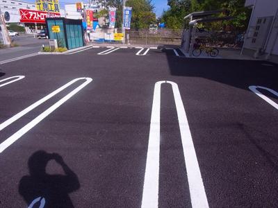 【駐車場】デスパシオブリッサ