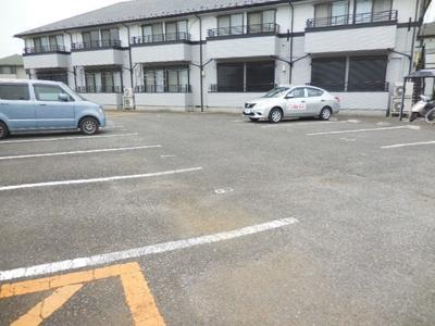 【駐車場】アルカディアⅥ