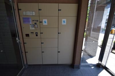 宅配ボックス★
