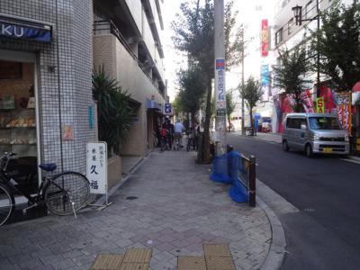 【周辺】ライオンズマンション日暮里駅前
