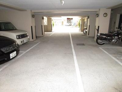【駐車場】ラフィネ守口