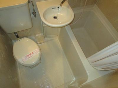 【浴室】ラフィネ守口