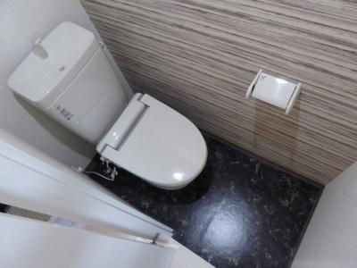 【トイレ】リブレ放出東