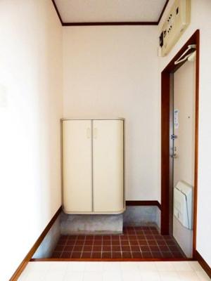 【玄関】コーポアネシス