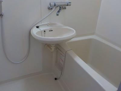 【浴室】ルーラルハイツ