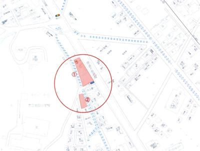 【地図】連島町連島 約249坪事業用借地