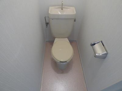 【トイレ】HMハイツ
