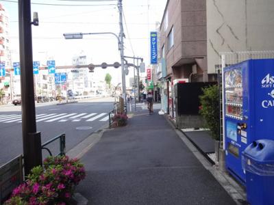 【周辺】アリュージュ三ノ輪