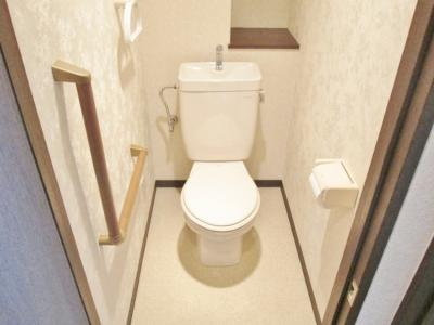 【トイレ】フローレンス本所