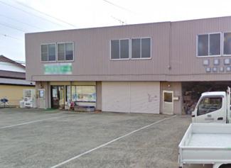 【外観】温水西1丁目事務所付貸倉庫