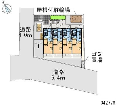 【地図】デンファレ