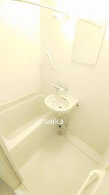 【浴室】カ―サ川口飯塚