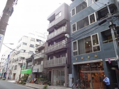 【外観】ピースフル北上野