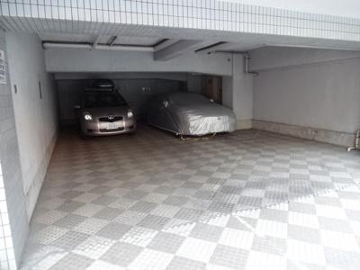 【駐車場】ベルエアー東日暮里