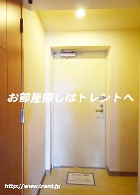 【玄関】エスティメゾン秋葉原