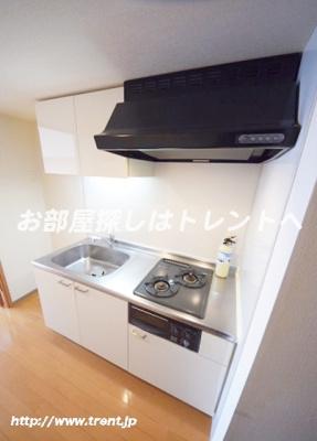 【キッチン】エスティメゾン秋葉原