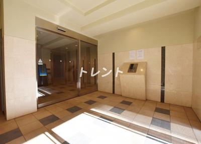 【エントランス】エスティメゾン秋葉原
