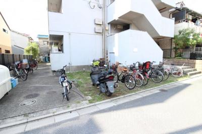 駐輪・バイク置場