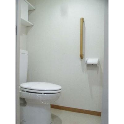 マルジュのトイレ