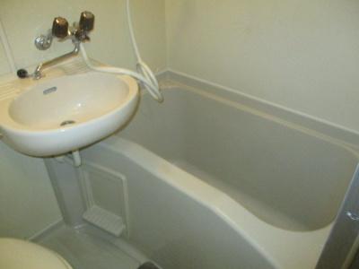【浴室】メゾンかえで