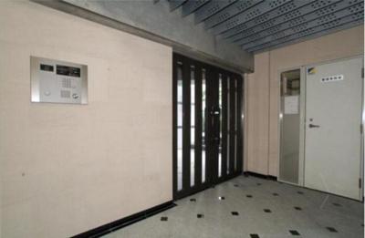 【ロビー】ステージファースト西新宿