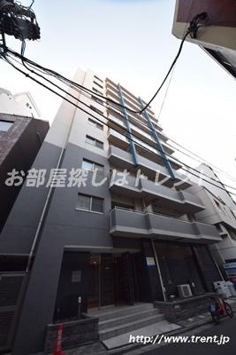 【外観】プロスペクト日本橋小網町