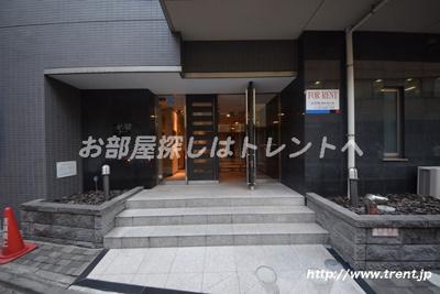 【エントランス】プロスペクト日本橋小網町