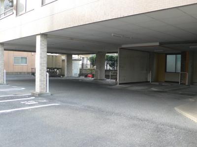 【駐車場】天神マンション