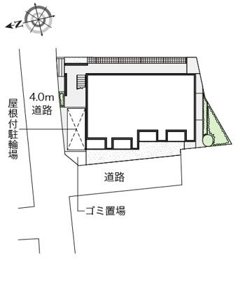 【区画図】ミランダLUANA