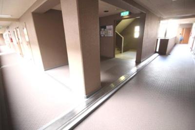 廊下もキレイ☆