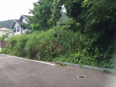 【外観】【売地】岩出第二中学校区・56058