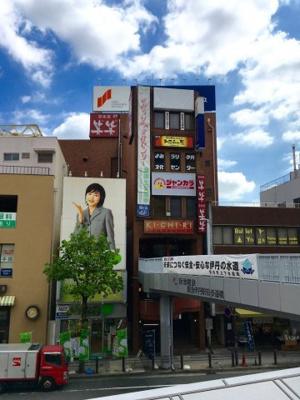 阪急伊丹駅から撮影。