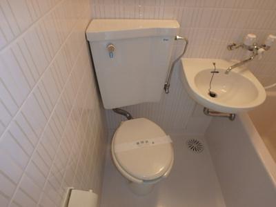 【トイレ】パラツィーナ武庫之荘
