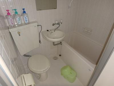 【浴室】パラツィーナ武庫之荘