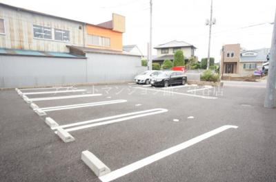 【駐車場】ソレイユA