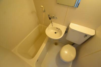 【浴室】第五ハイツ香川
