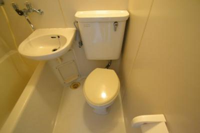 【トイレ】第五ハイツ香川