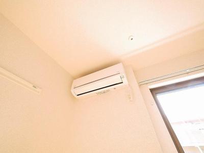 エアコン一台付き