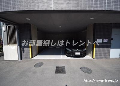 【駐車場】パークハビオ渋谷神山町
