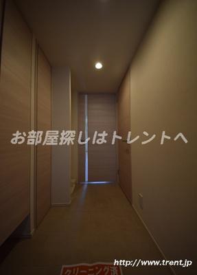 【玄関】パークハビオ渋谷神山町