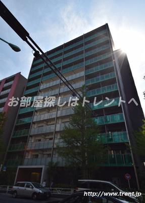 【外観】パークハビオ渋谷神山町